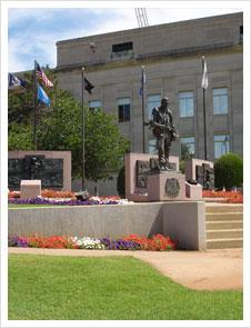 Oklahoma Veteran's Memorial